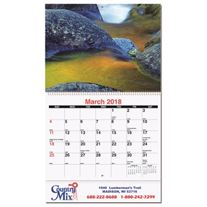 Promotional Wall Calendars-MW113