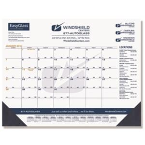 Promotional Calendar Pads-DDP4D
