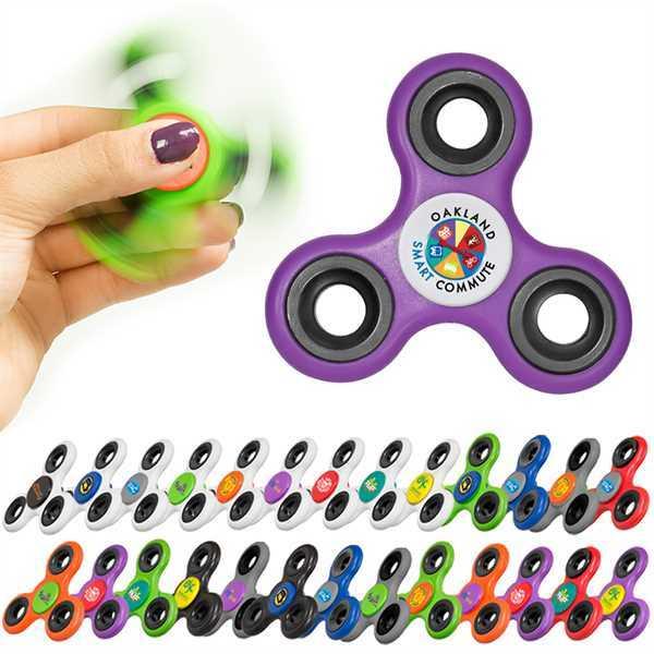 Multi-Color Promo Spinner