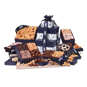 Promotional Gourmet Gifts/Baskets-BSF859-Food