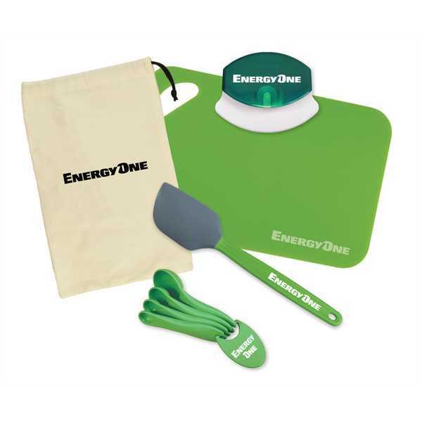 Kitchen essentials kit with