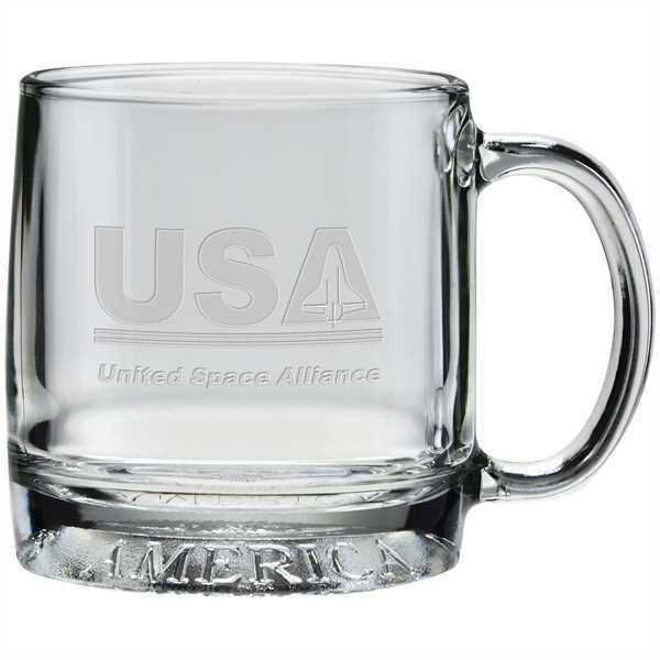 12 oz. clear glass