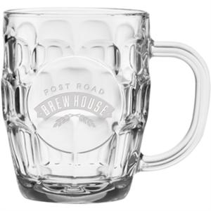 Promotional Glass Mugs-385E