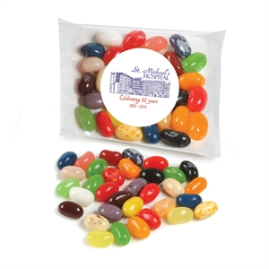 Individually labeled Jelly Belly