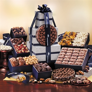 Promotional Gourmet Gifts/Baskets-SN8906-Food