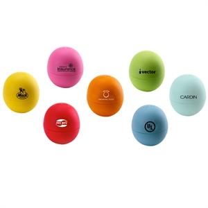 EOS lip balm ball