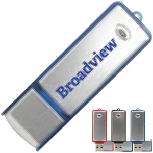 Promotional USB Memory Drives-Broadview-4GB