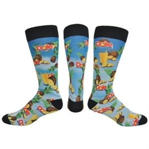 Promotional Socks-Sock 47DLDTGBL