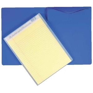 Poly padholder for letter