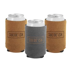 Collapsible can insulator made