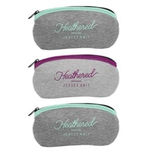 Heathered Jersey Knit Neoprene