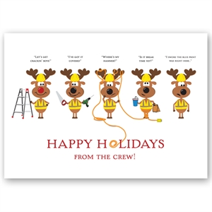 Promotional Greeting Cards-
