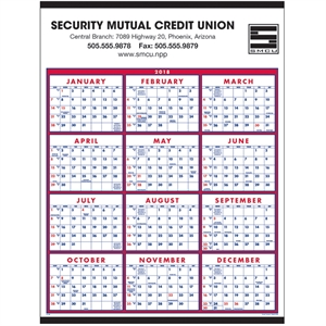 Promotional Contractor Calendars-6203