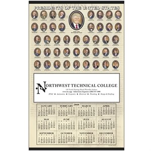 Presidents Hanger - With