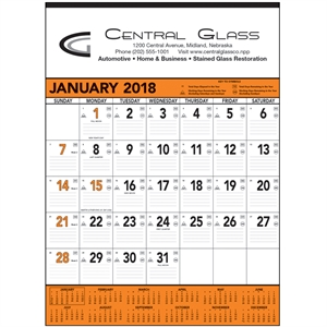 Promotional Contractor Calendars-6103