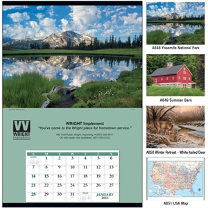 Promotional Wall Calendars-6405