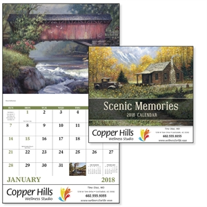 Promotional Desk Calendars-7246