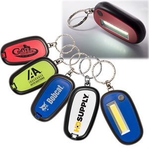 Promotional Keytags with Light-KC310