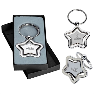 Promotional Metal Keychains-A4069