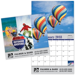 Promotional Wall Calendars-DC3081