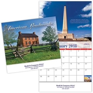 Promotional Wall Calendars-DC3088