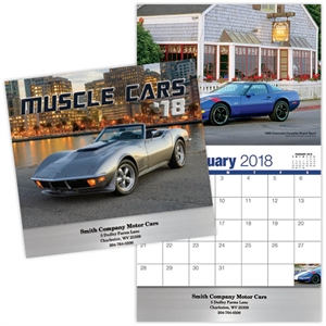 Promotional Wall Calendars-DC3096