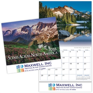 Promotional Wall Calendars-DC3099