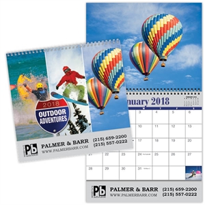 Promotional Wall Calendars-DC3581