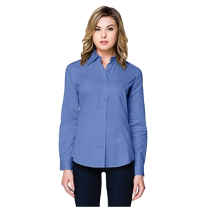 Promotional Button Down Shirts-WL700LS