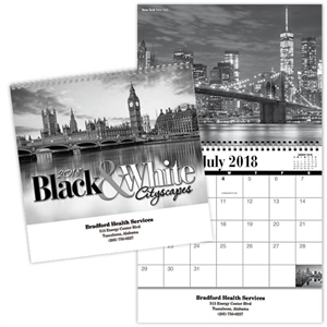Promotional Wall Calendars-DC3585