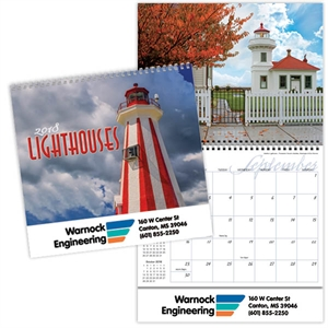 Promotional Wall Calendars-DC3590