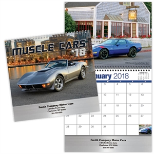 Promotional Wall Calendars-DC3596