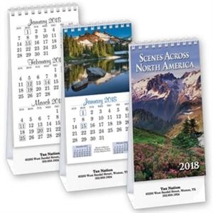 Promotional Desk Calendars-DC7699