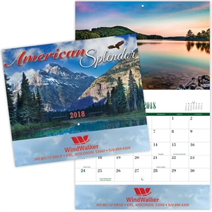 Promotional Wall Calendars-DC44601