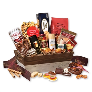 Promotional Gourmet Gifts/Baskets-CRH7101SB-Food