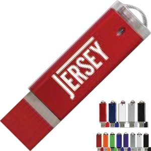 Promotional USB Memory Drives-Jersey S 4GB