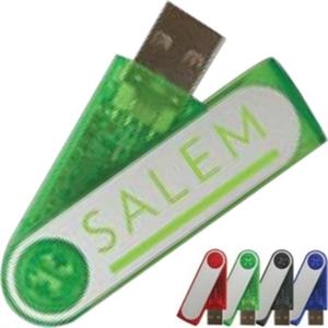 Promotional USB Memory Drives-Salem-512MB
