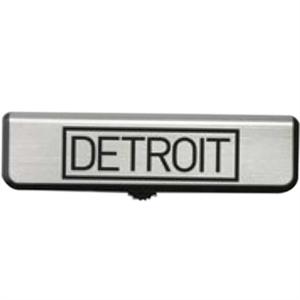 Promotional USB Memory Drives-Detroit-256MB