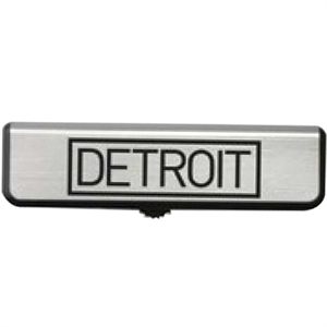 Promotional USB Memory Drives-Detroit-16GB