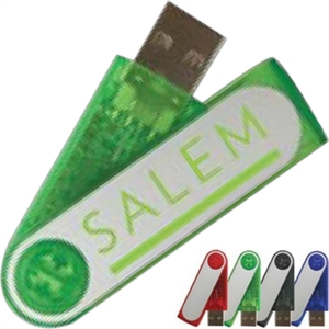 Promotional USB Memory Drives-Salem-4GB