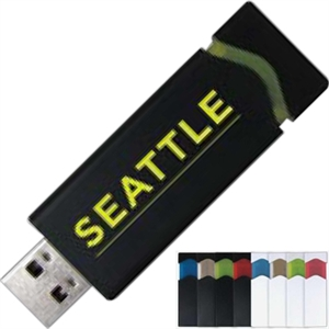 Promotional USB Memory Drives-Seattle-1GB
