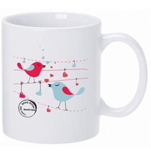 Promotional Ceramic Mugs-A4910