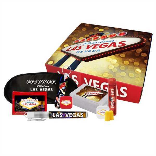 Destination location (Las Vegas)