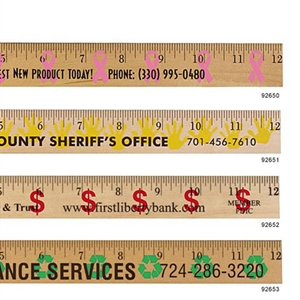 Promotional Rulers/Yardsticks, Measuring-92653