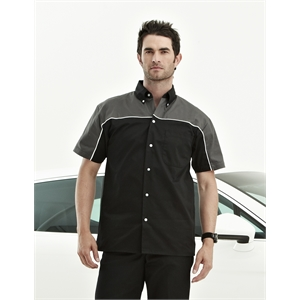 Promotional Button Down Shirts-908