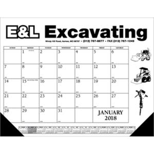 Promotional Calendar Pads-8013