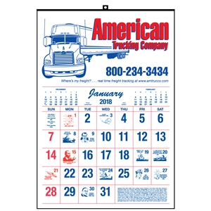 Promotional Wall Calendars-36
