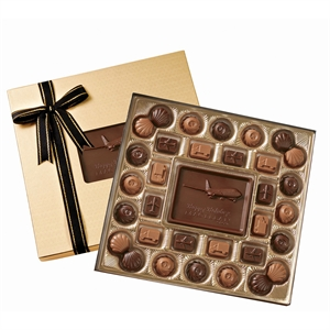 Gift box with 32