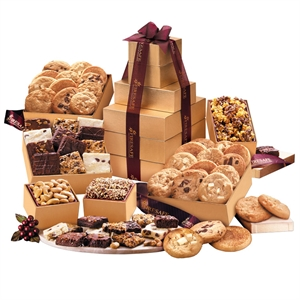 Promotional Gourmet Gifts/Baskets-GD8606-Baked