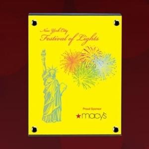 Promotional Plaques-